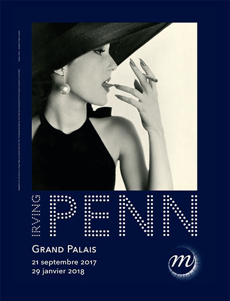 Irving Penn expo Grand Palais