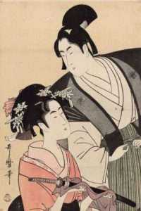 Utamaro © Museum of Asian Art Corfu