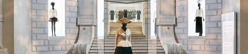 expo Dior aux Arts Deco