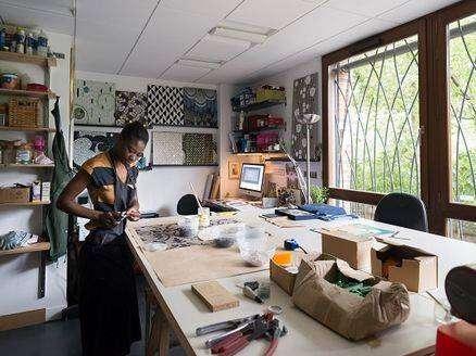 resident ateliers de Paris