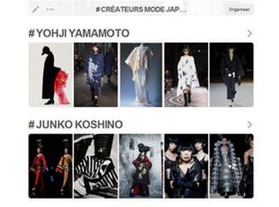 Createurs japonais