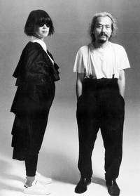 Rei Kawakubo & Yohji Yamamoto