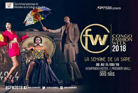 Congo Fashion Week 2018