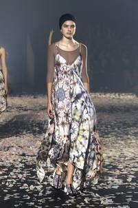Dior été 2019 robe Kaleidoscope