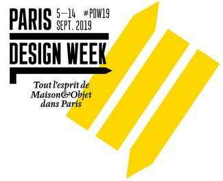 Paris Design week sept 2019