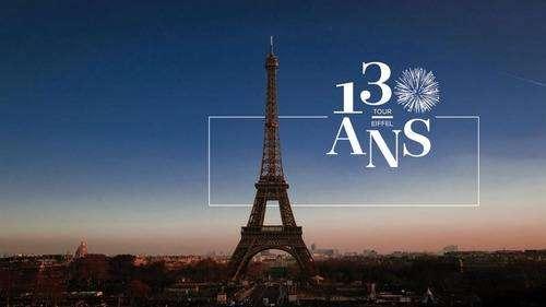 concours Tour Eiffel
